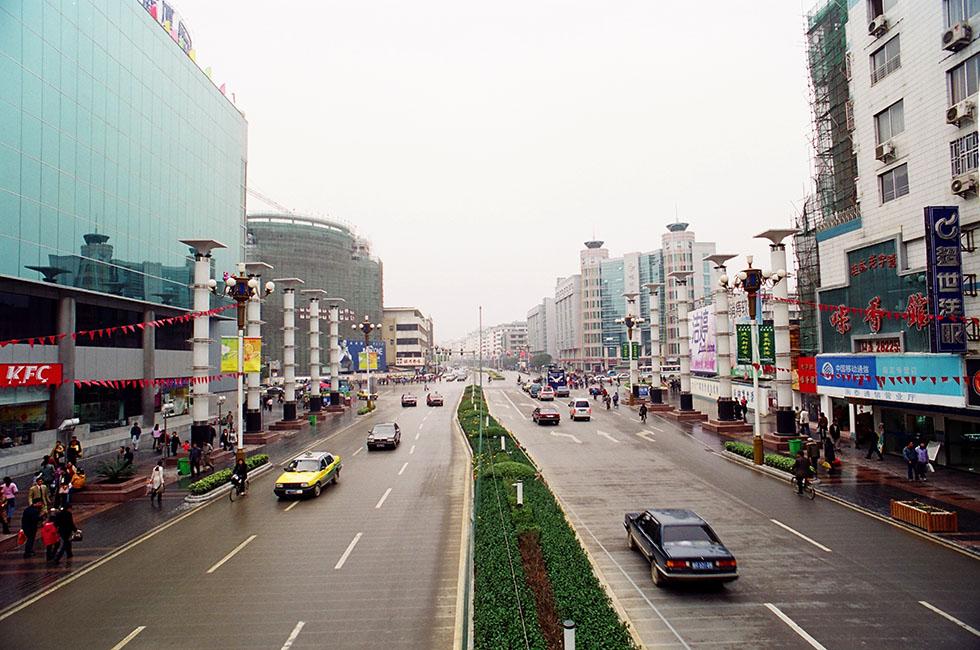 桂林中山中路·广西优质工程